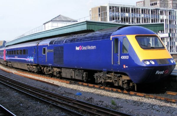 Class 43 HST Power Car - SINGLE